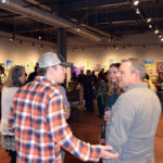 Alexander/Heath Contemporary Art Gallery - Roanoke Virginia - The Giving Season - 27