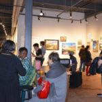 Alexander/Heath Contemporary Art Gallery - Roanoke Virginia - The Giving Season - 21