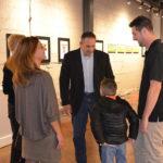 Alexander/Heath Contemporary Art Gallery - Roanoke Virginia - The Giving Season - 11