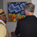 Alexander/Heath Contemporary Art Gallery - Roanoke Virginia - The Giving Season - Harris