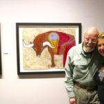 Robert Huot and Theresa DeSalvio