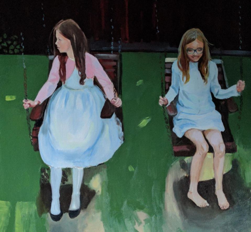 Paulina Sweitliczko - On the Swing