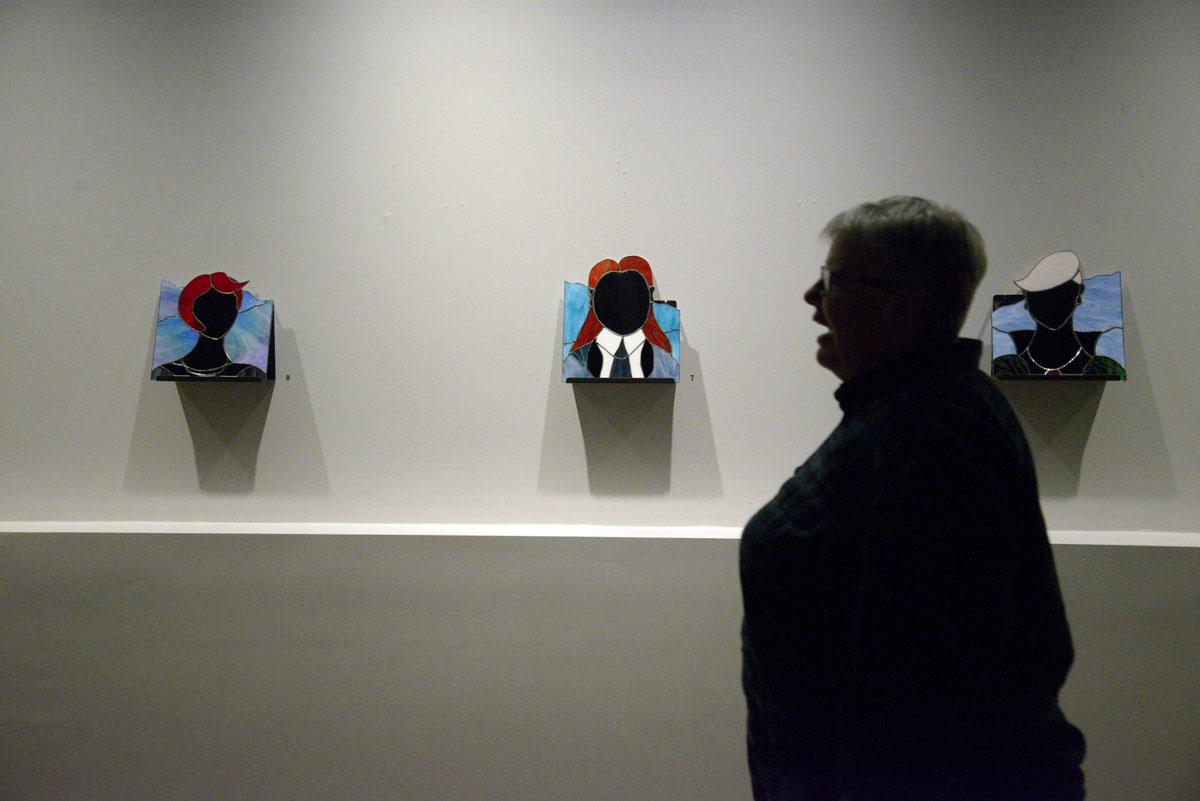 Ian Fortier at Alexander/Heath Contemporary