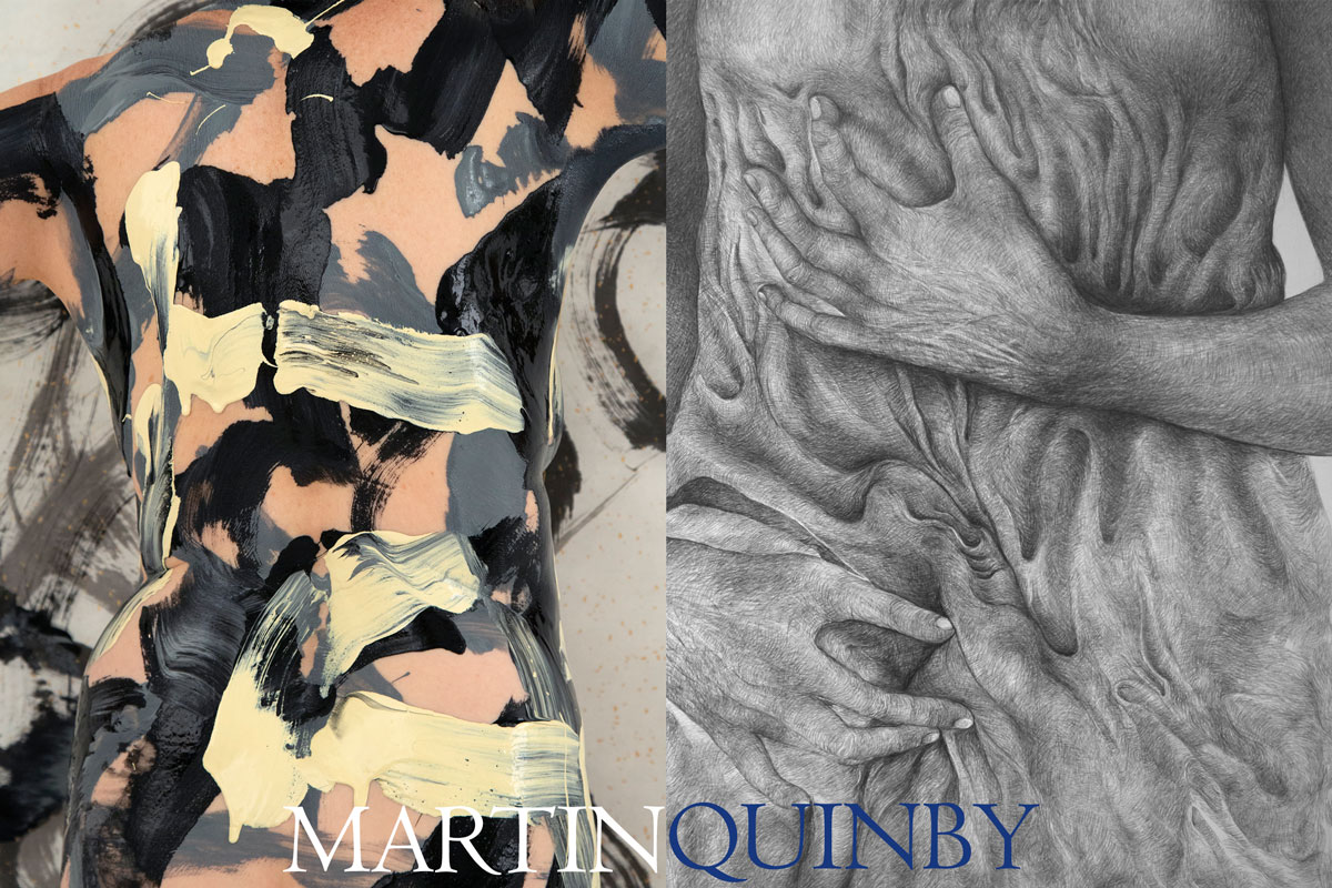 Inscribing the Skin - Katy Martin and Diana Quinby