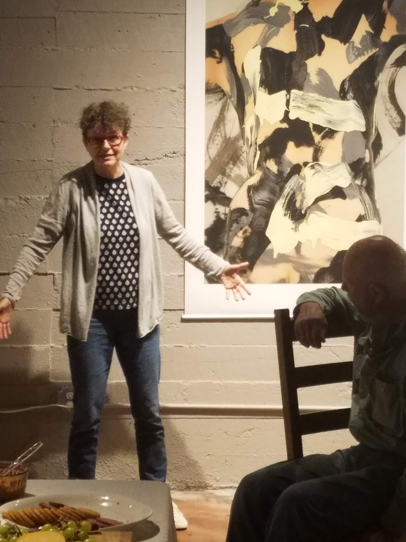 Katy Martin at Alexander/Heath Contemporary, Roanoke, Virginia