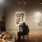 Robert Huot, Katy Martin, Diana Quinby at Alexander/Heath Contemporary, Roanoke, Virginia