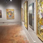 South Roanoke Artists - Budd, Fitzpatrick, Harkrader & Wellborn at Alexander Heath Contemporary - Roanoke VA
