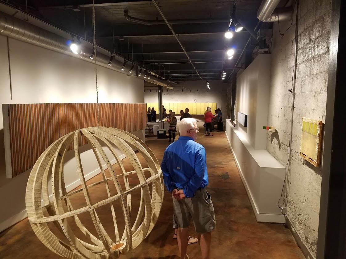 Rob Humphreys Exhibition - Alexander Heath Contemporary Roanoke Virginia USA Hettig Photo
