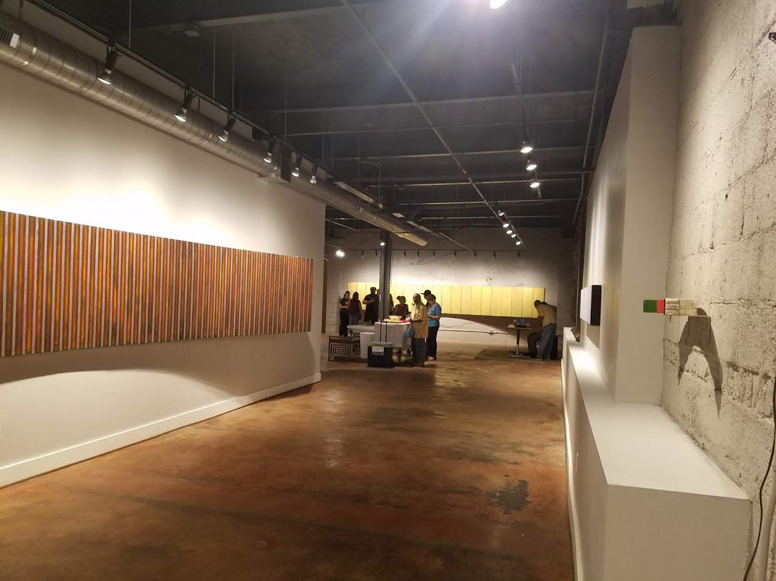 Rob Humphreys Exhibition - Alexander Heath Contemporary Roanoke Virginia USA