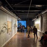 Alex Foster at Alexander/Heath Contemporary. Roanoke VA