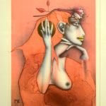 Wunderlich, Paul - Red (1982)
