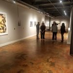 Katy Martin & Diana Quinby at Alexander/Heath Contemporary, Roanoke, Virginia