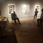 Robert Huot, Katy Martin, Diana Quinby at Alexander/Heath Contemporary, Roanoke, Virginia