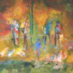 Robert Goldsmith Alexander/Heath Contemporary - The Five Brothers