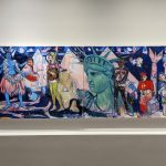 Brian Counihan at Alexander/Heath Contemporary, Roanoke, Virginia 10/2020